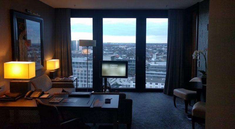 Hyatt Regency Düsseldorf Suite