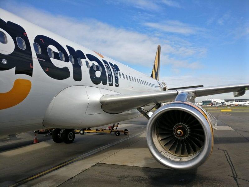 Tiger Airways Erfahrungen