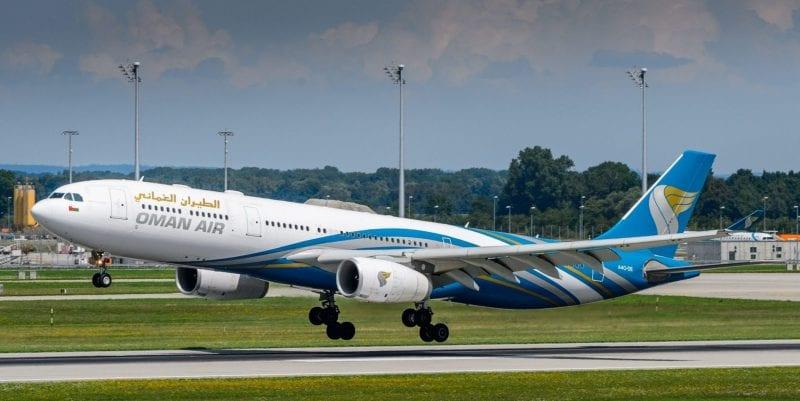 Airbus_A 330_Oman_Air_A40 DE