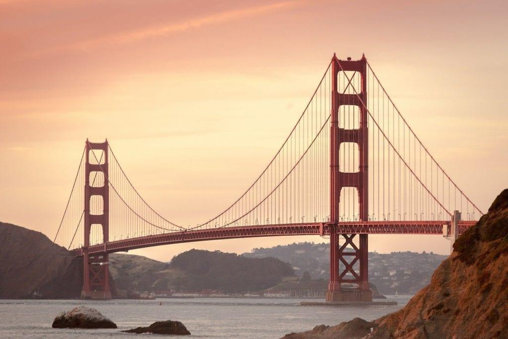 Kalifornien San Fransisco