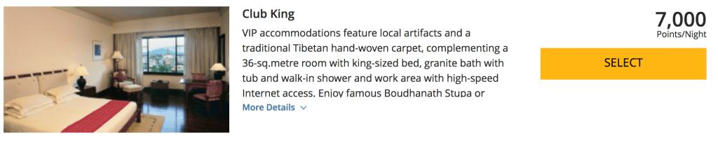 hyatt regency kathmandu club