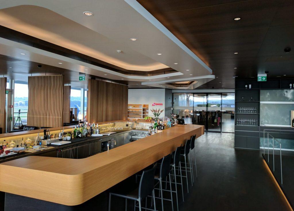 Swiss Statuslevel HON Lounge Zugang