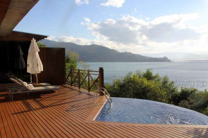 Ponta dos Ganchos Resort Villa Pool