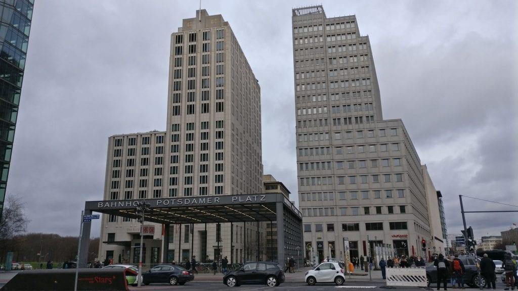 The Ritz Carlton Berlin Gebäude
