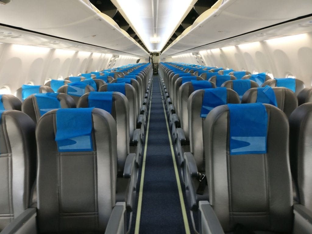 Aerolineas Argentinas Economy Class Boeing 737 800 Seating