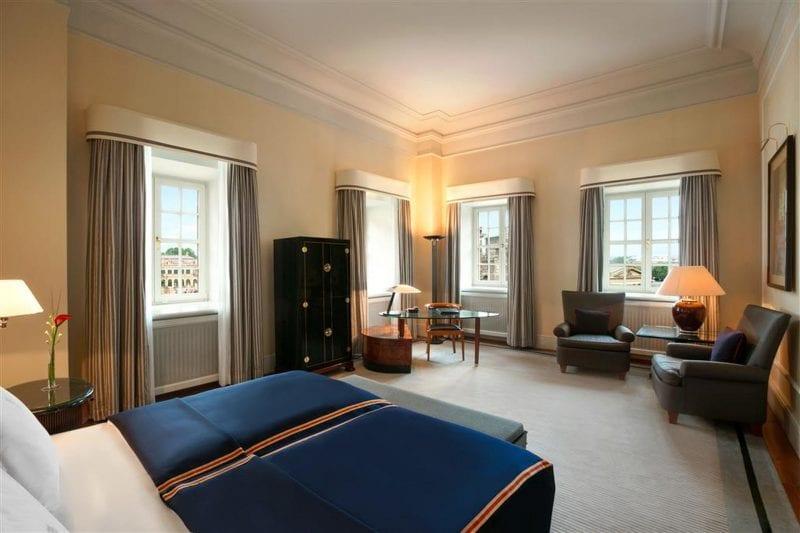 Kempinski Taschenbergpalais Dresden Zimmer
