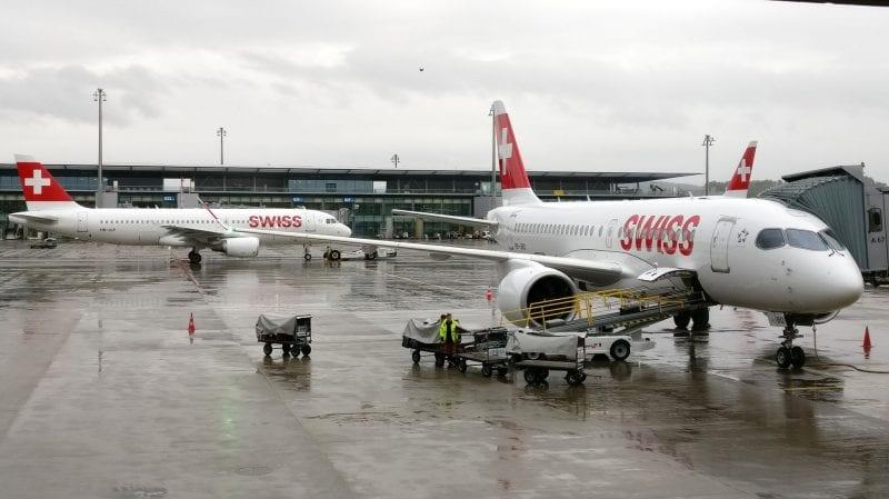 Swiss CS 100 Airbus A319