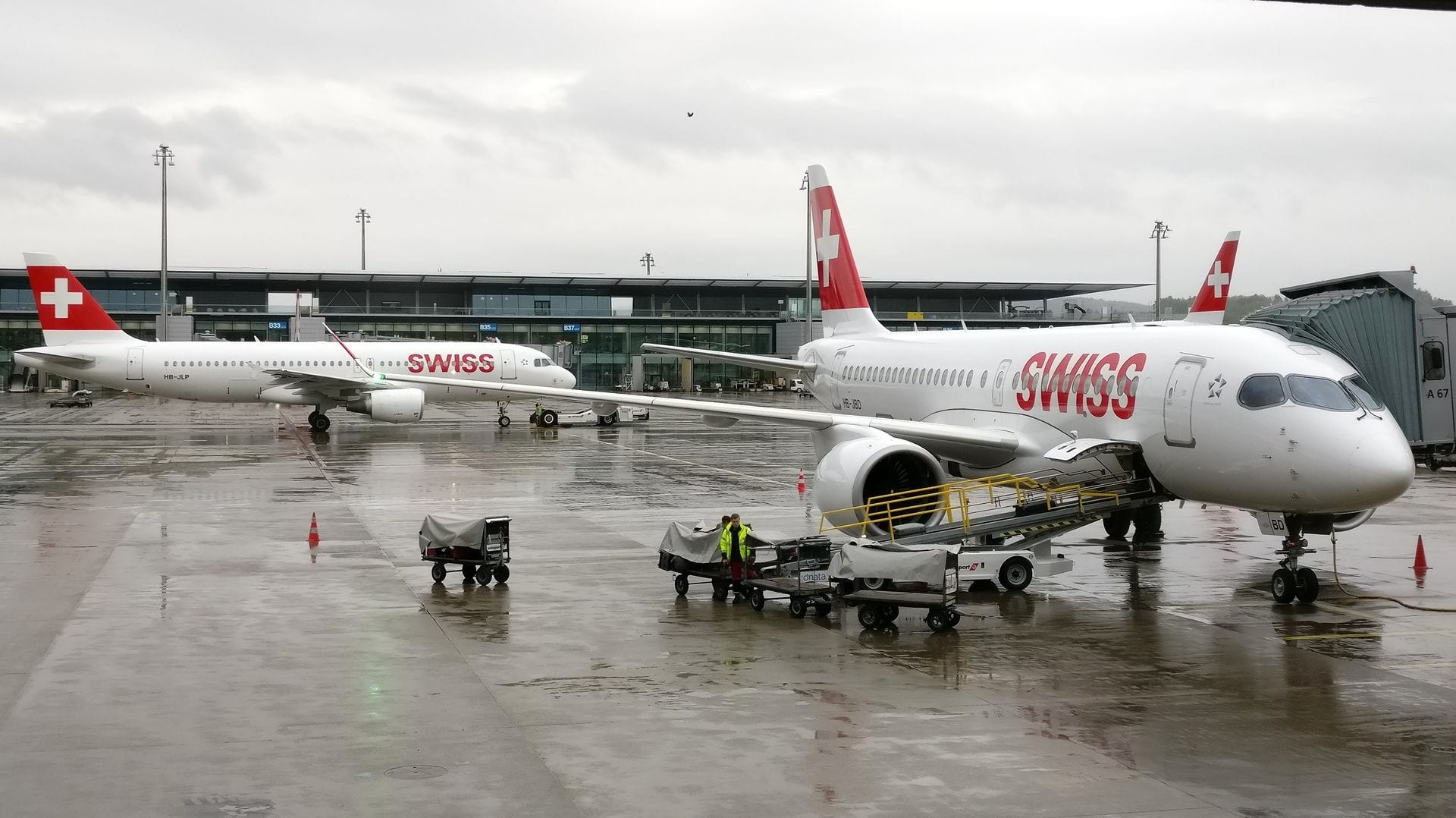 Swiss CS 100 Airbus A319