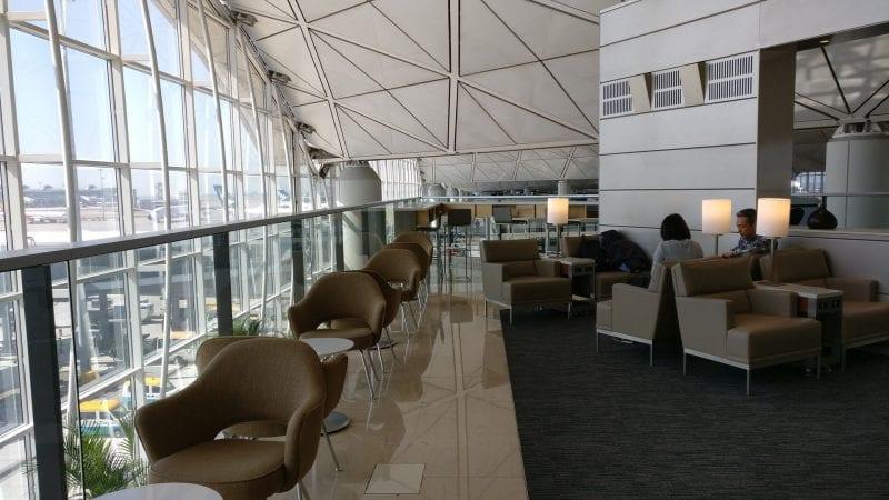 United Club Hongkong Seating 2