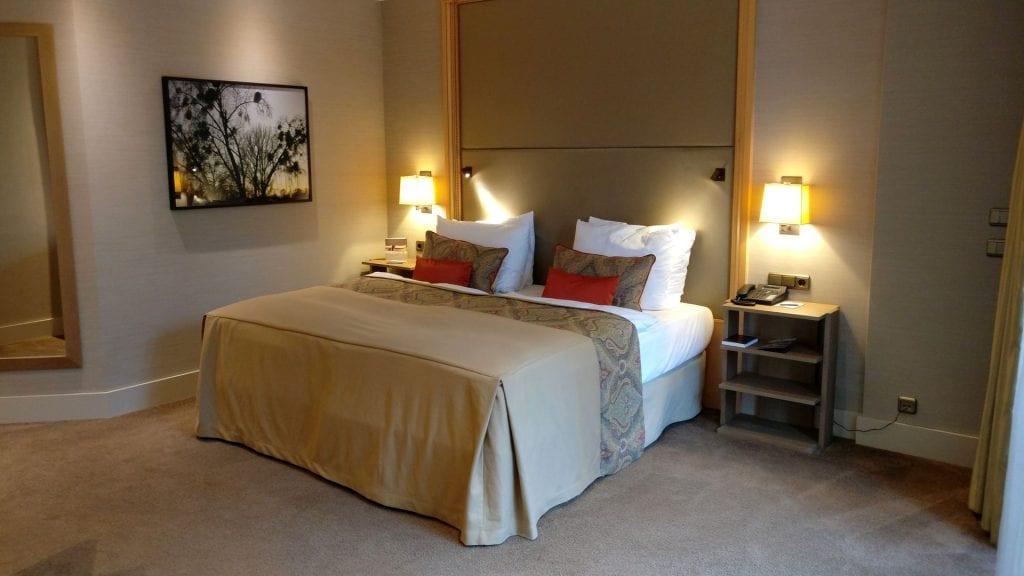 Althoff Seehotel Überfahrt Elegant Nature Room 7