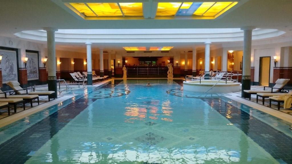 Althoff Seehotel Überfahrt Pool 2