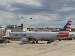 American Airlines Kurzstrecke Airbus A321