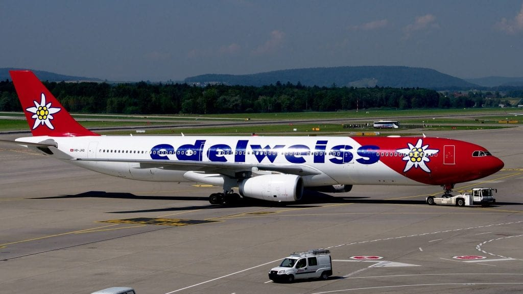 Edelweiss Airbus A330