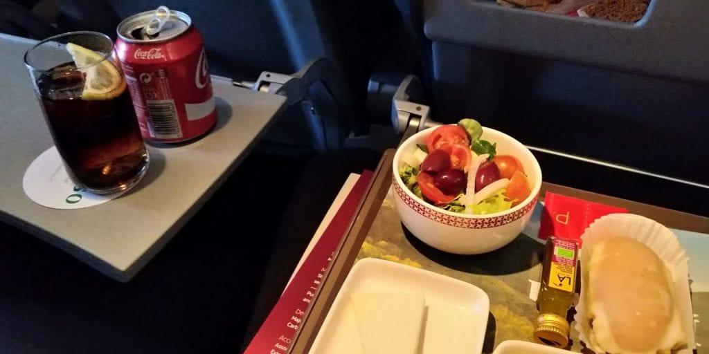 Iberia Economy Class Kurzstrecke Essen