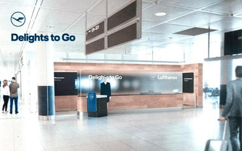 Lufthansa Delights To Go Foto