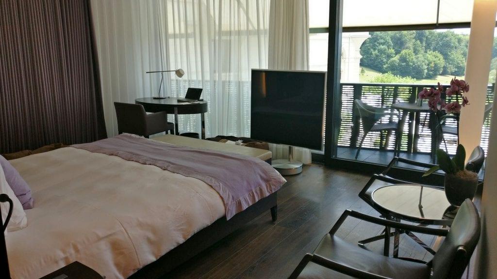 The Dolder Grand Zürich Deluxe Room 2