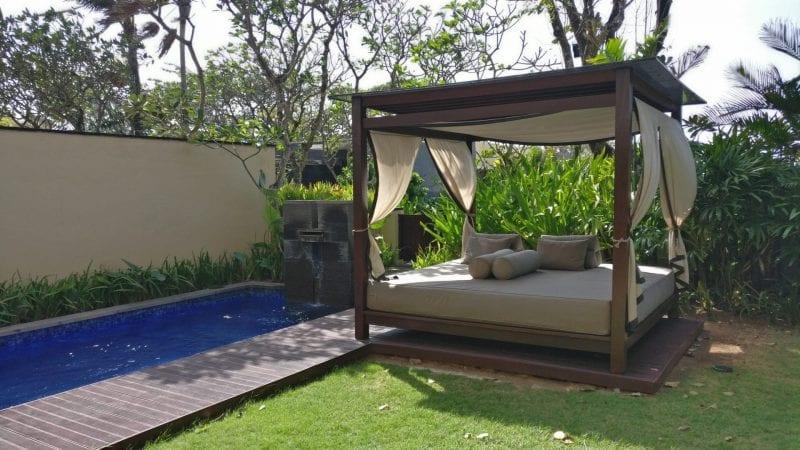 Conrad Bali Conrad Suite Pool