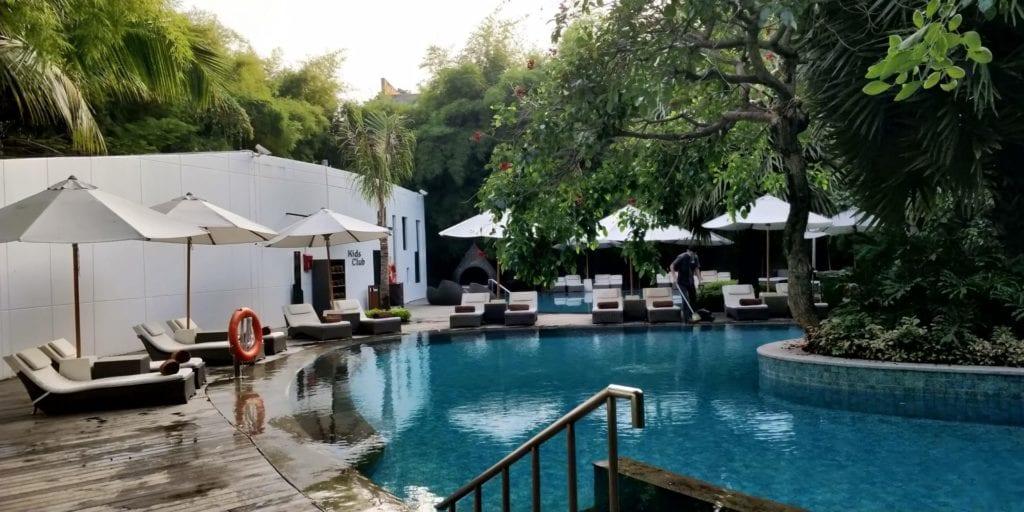 DoubleTree By Hilton Hotel Jakarta Pool 2