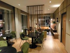 Marriott Rotterdam Lounge