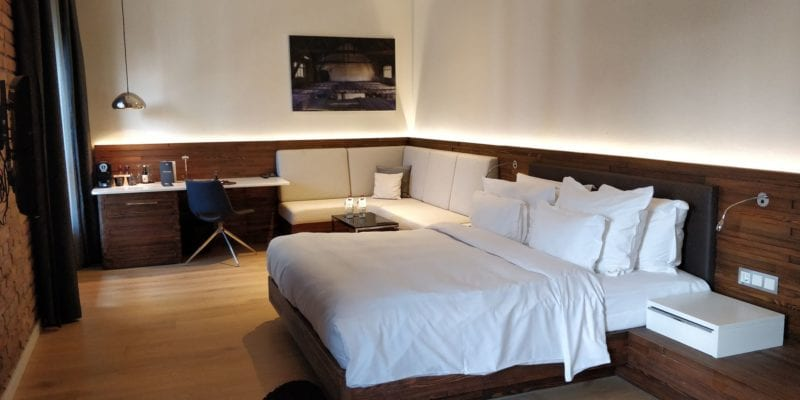 Radisson Collection Hotel Old Mill Belgrad Executive Room