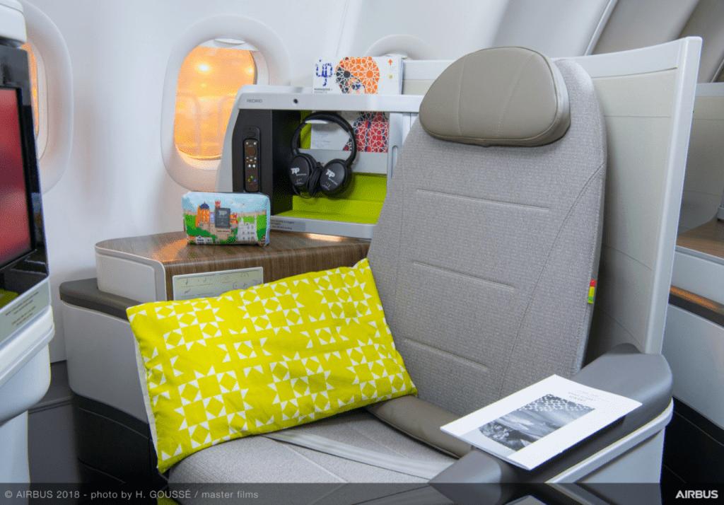 TAP 330neo Business Airbus Bild