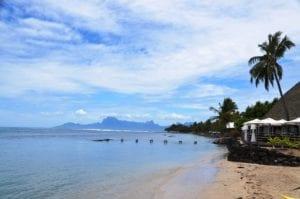 Tahiti La Ora Beach Resort By Sofitel Strand