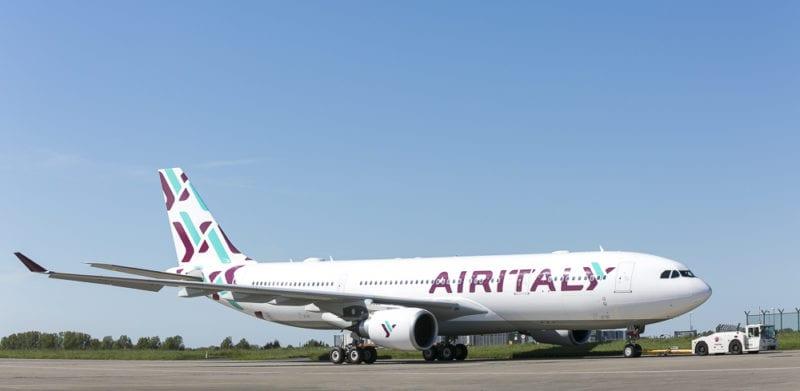 Air Italy A330 4