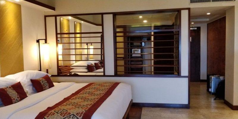Grand Hyatt Bali Zimmer 4