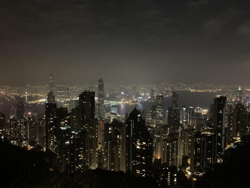 Hongkong Viktoria Peak