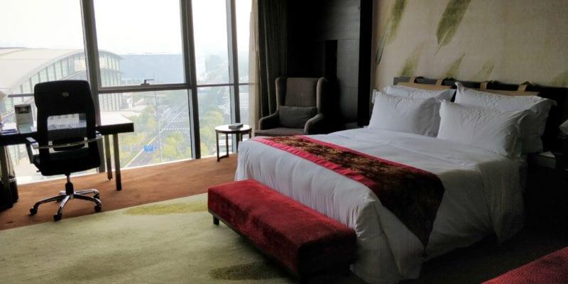 InterContinental Peking Beichen Zimmer