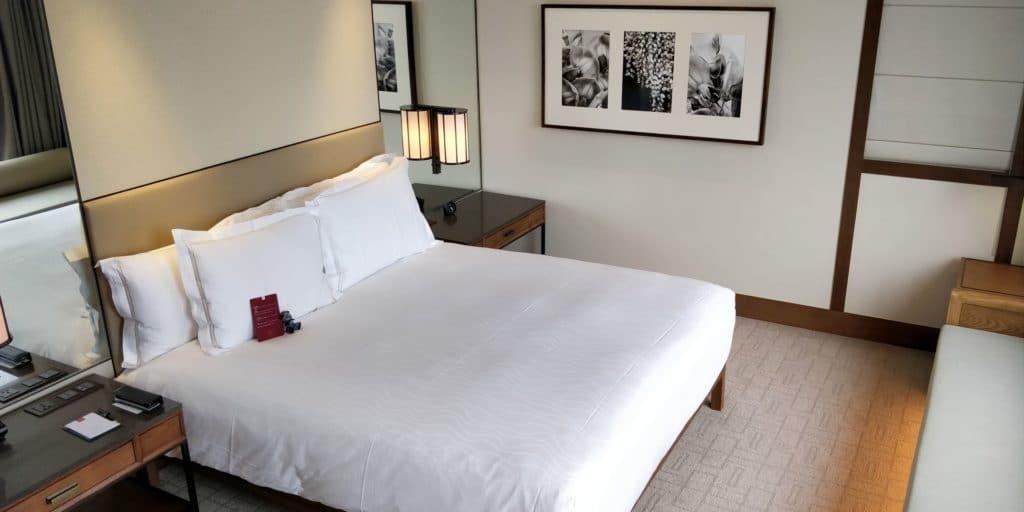 Conrad Singapur Executive Zimmer 8