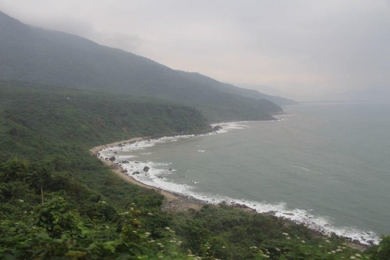 Wolkenpass Zug Vietnam