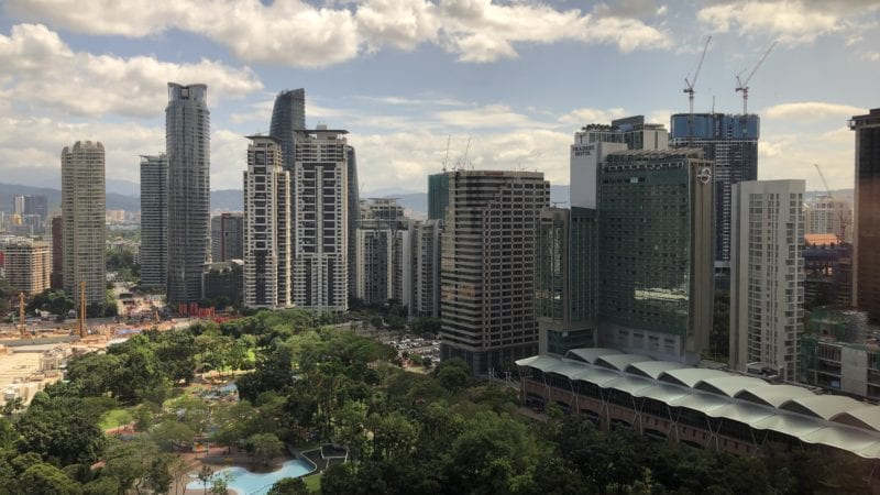 Mandarin Oriental Kuala Lumpur Club Lounge Aussi Ht