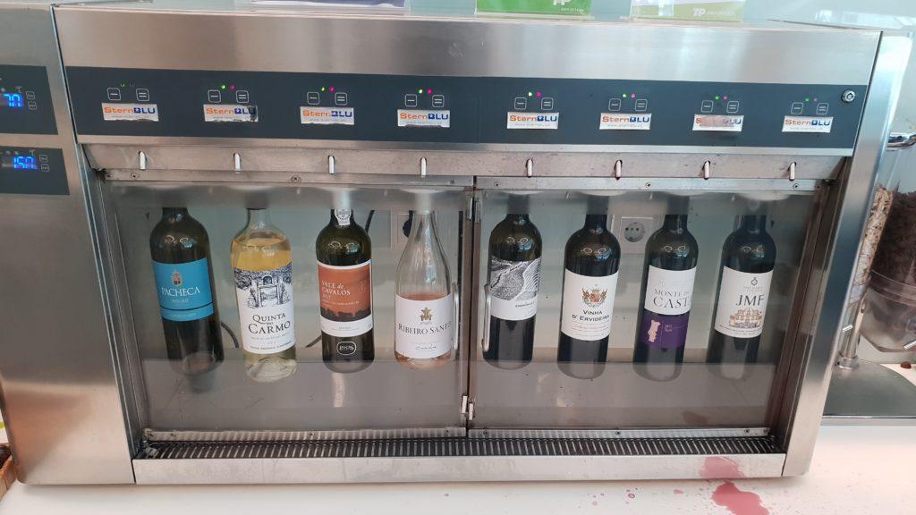 LIS TAP Lounge Lissabon 10