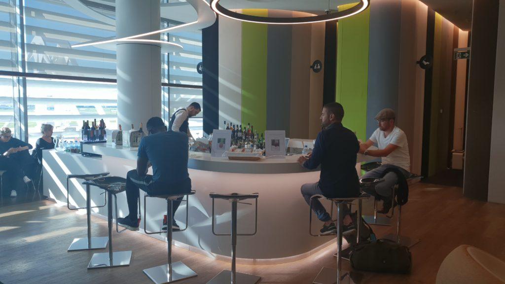 LIS TAP Lounge Lissabon 16
