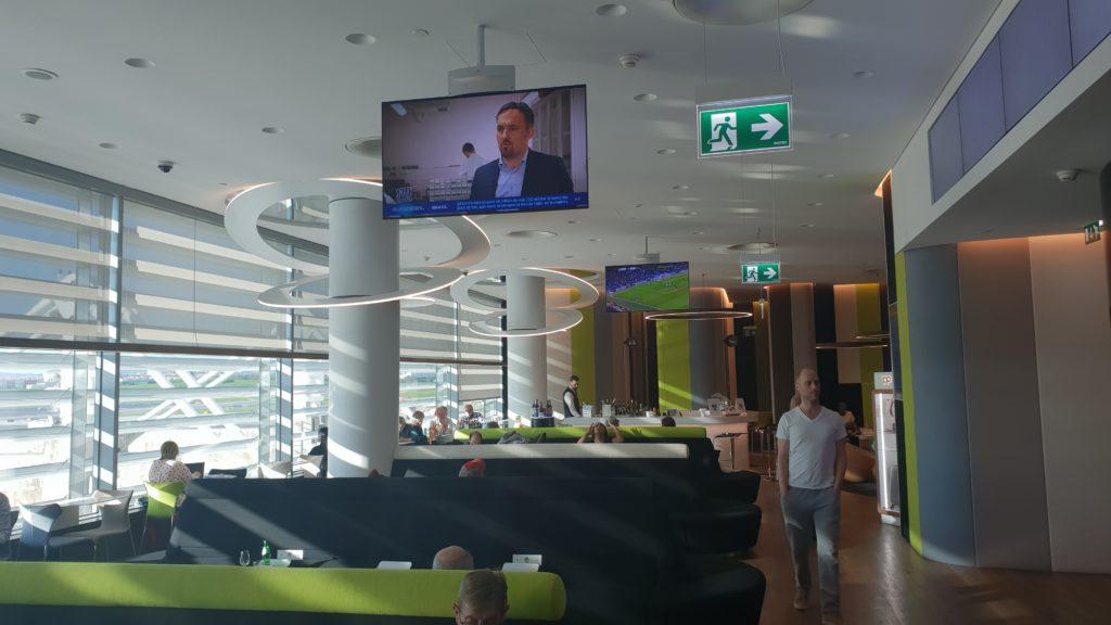 LIS TAP Lounge Lissabon 28