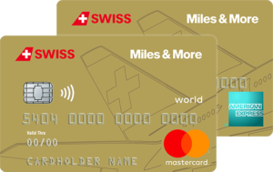 Swiss Miles And More Gold 2019 Mastercard Amex Gold