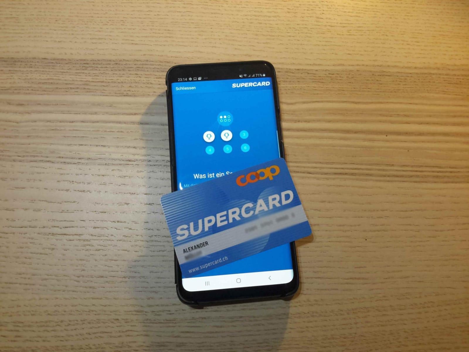 Titelbild Supercard