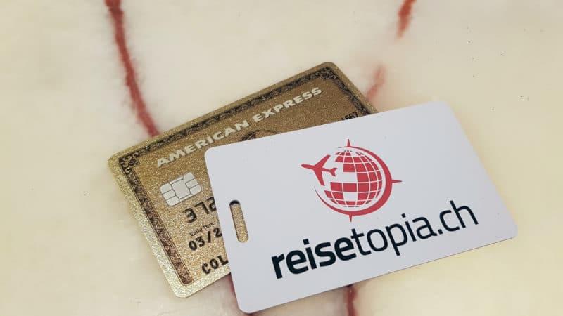 American Express Gold Schweiz Kreditkarte Online