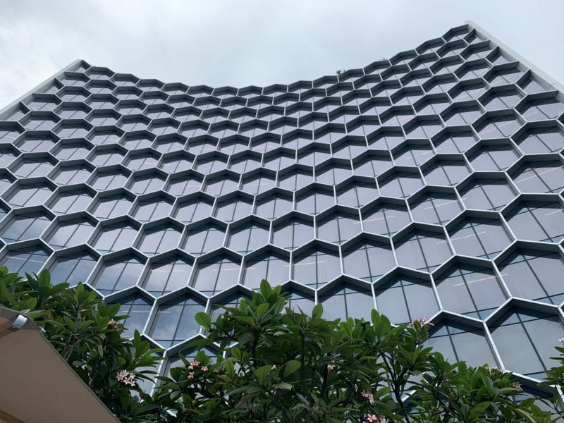 Andaz Singapore Aussen