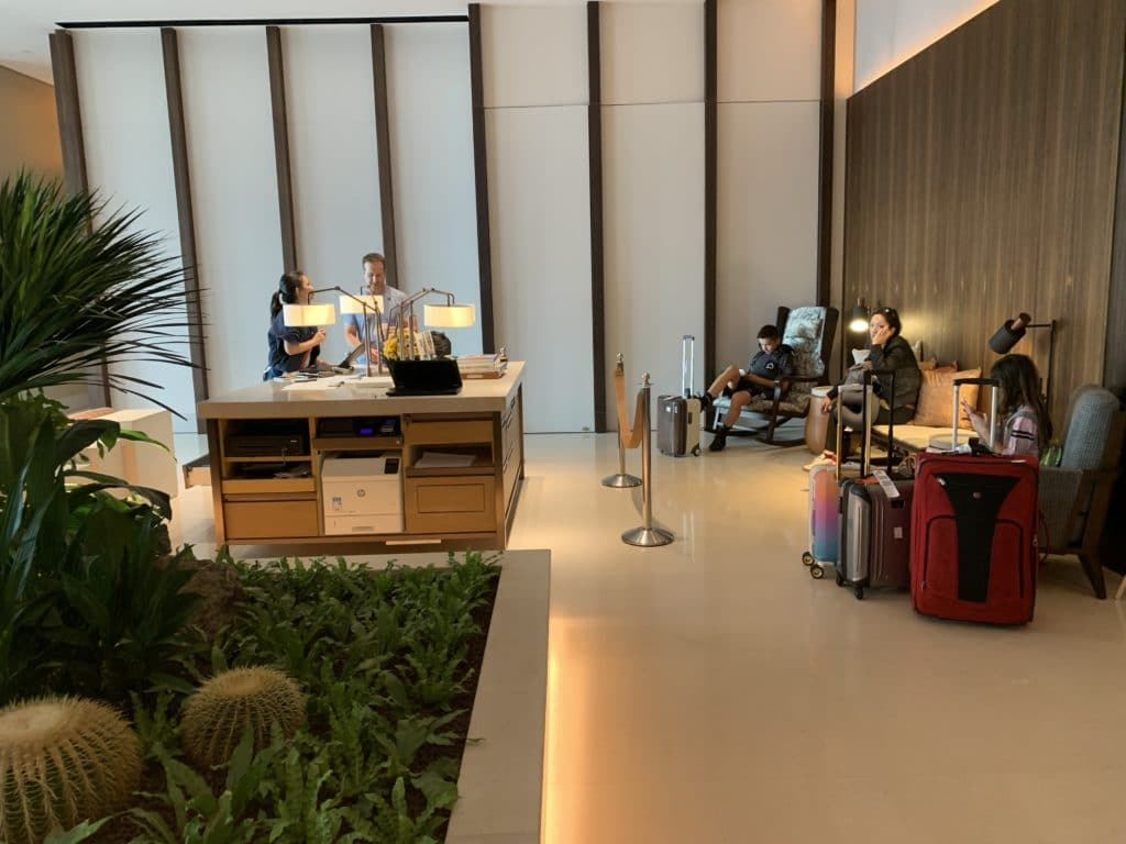 Andaz Singapore Check In