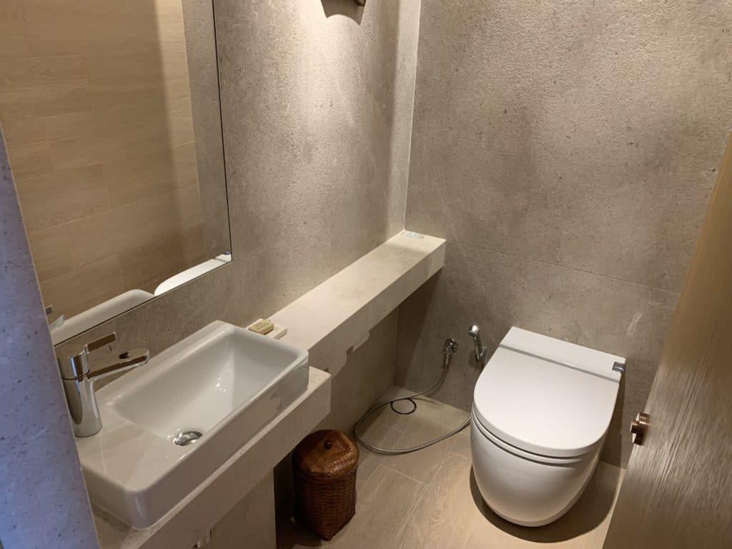 Andaz Singapore Toilette
