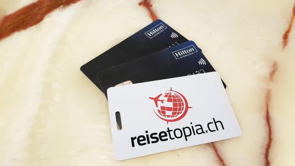 DKB Hilton Kreditkarten Schweiz 1 Online