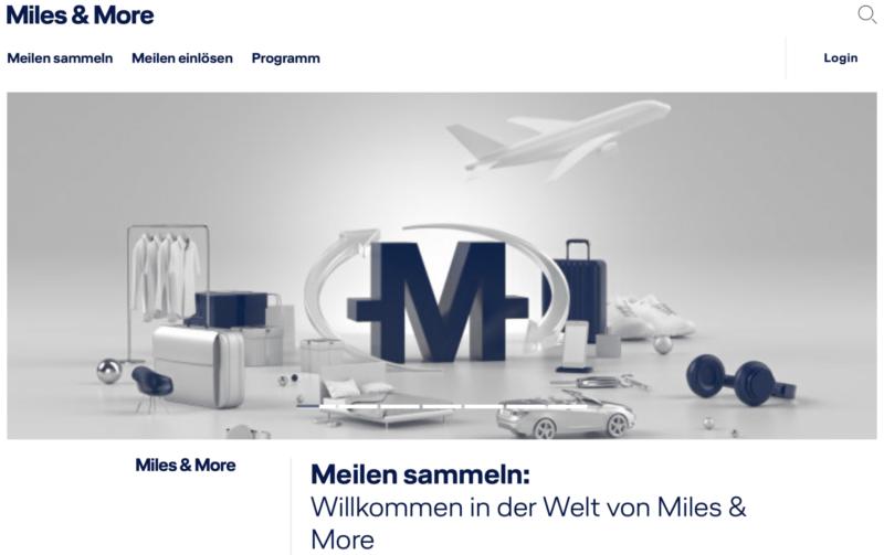 Miles More Neue Website