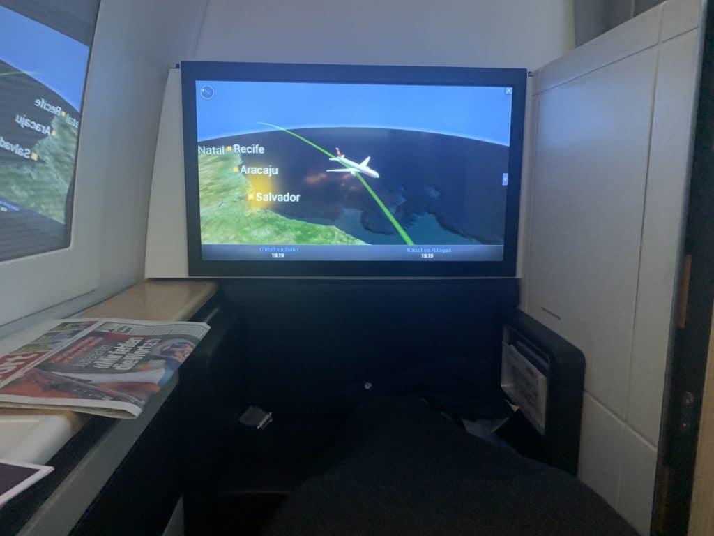 Swiss First Class 777 Entertainment 3