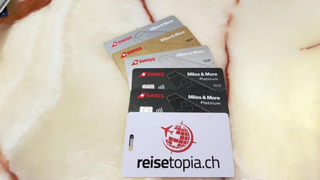 Swiss Miles More Kreditkarten Gold Silver Classic Platinum 4 Online