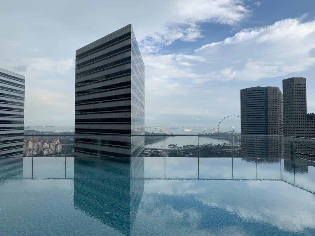 Andaz Singapore Pool View