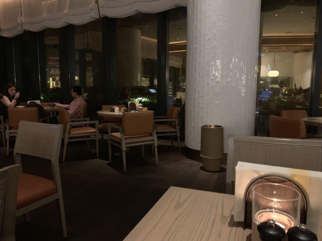 Andaz Singapore Restaurant