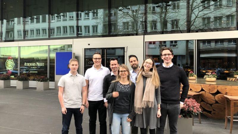 Reisetopia Team Zürich