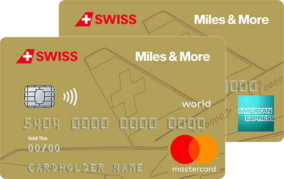 Swiss Miles and More Gold Duo